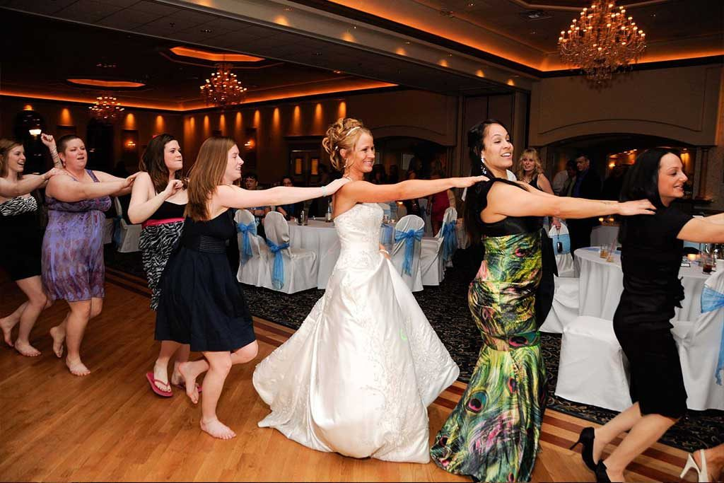 chicago wedding dj services